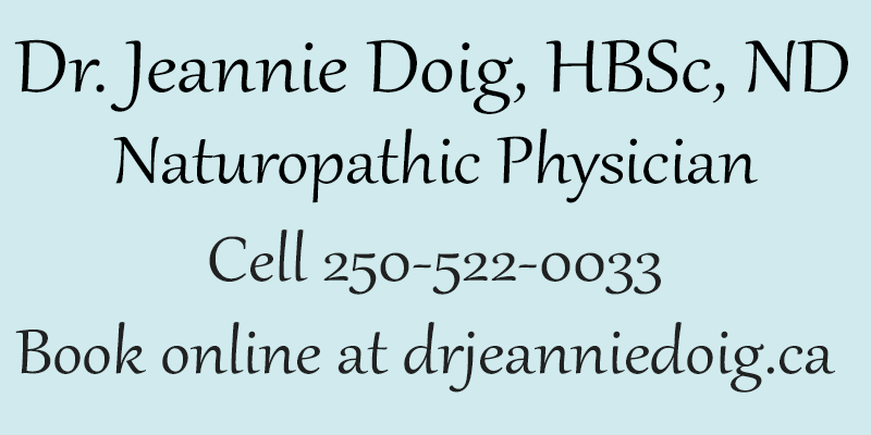 Dr. Jeannie Doig, ND