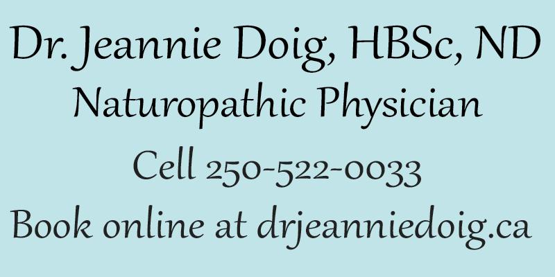Dr. Jeannie Doig, ND